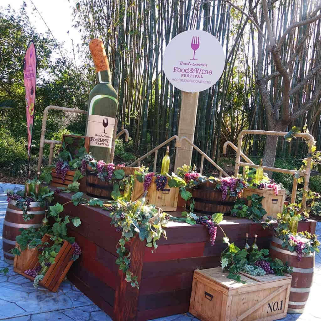 Busch Gardens Food and Wine (951)