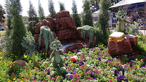 Epcot Flower and Garden Festival topiaries 2016 (8)