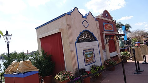 Menus Released for 2018 Epcot International Flower and Garden Festival Outdoor Kitchens