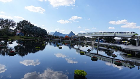 Walt Disney World Guest records shocking video of monorail running with doors open