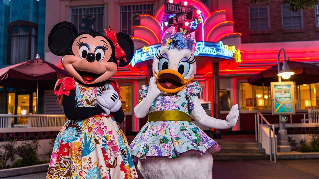 Minnie's Springtime Dine in Hollywood and Vine at Disney's Hollywood Studios
