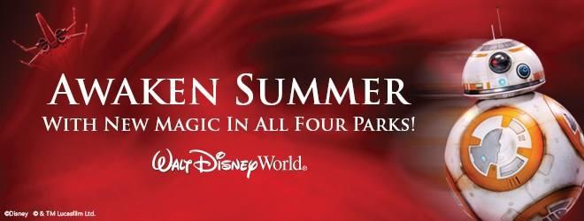 Awaken Summer at Disney World with 30% off and a special Magic Band #disneyworlddeals #disneyworldoffers #disneyworlddiscounts