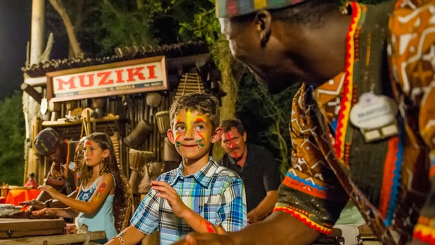 Discovery Island Carnivale - 7 new nightime offerings coming to Disney's Animal Kingdom in April