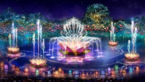 Rivers of Light - 7 new nightime offerings coming to Disney's Animal Kingdom in April