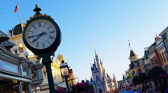 Additional Magic Kingdom Early Morning Magic dates added