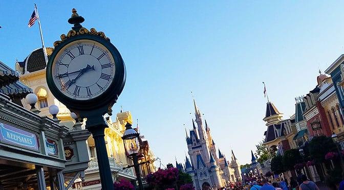Additional Magic Kingdom Early Morning Magic dates added