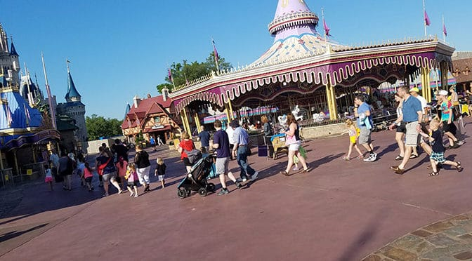 Magic Kingdom Early Morning Magic expanding to offer new rides