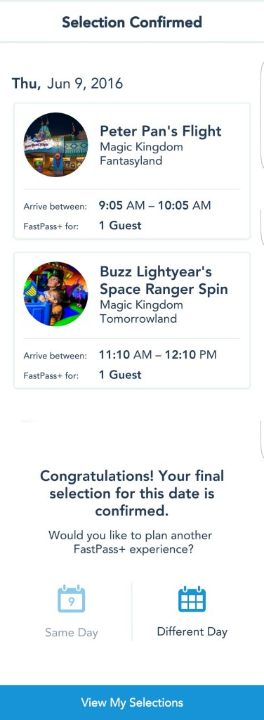 Changes to Disney World Fastpass+ System (13)