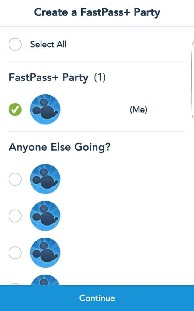 Changes to Disney World Fastpass+ System (2)