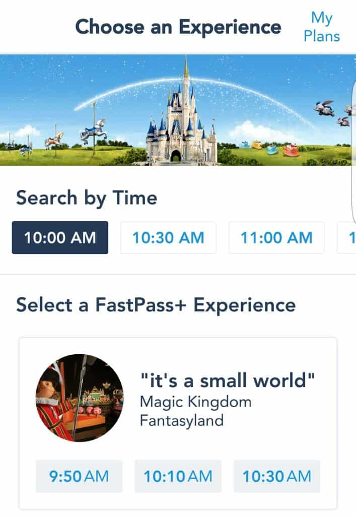 Changes to Disney World Fastpass+ System (8)