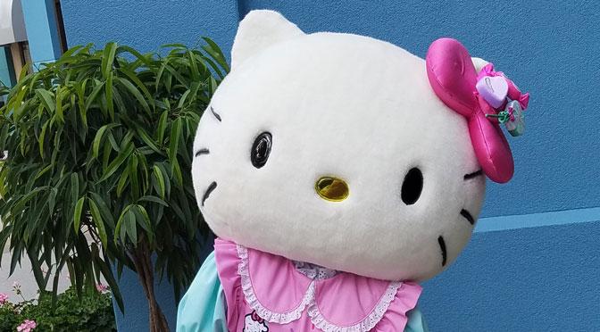 How to meet Hello Kitty at Universal Studios Florida