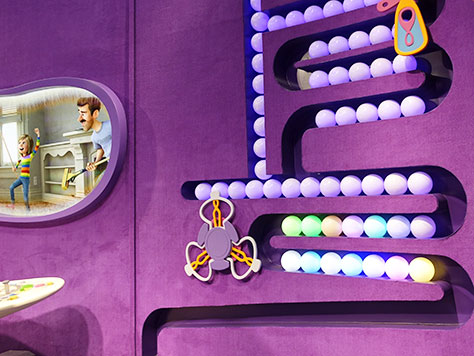 How to meet Joy and Sadness from Inside Out at Epcot in Disney World (27)