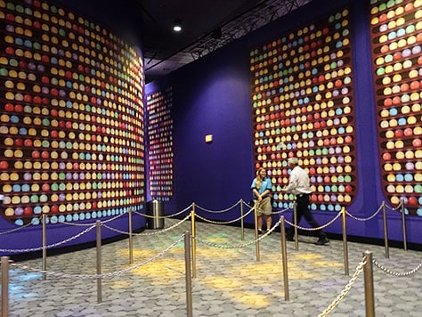 How to meet Joy and Sadness from Inside Out at Epcot in Disney World (4)