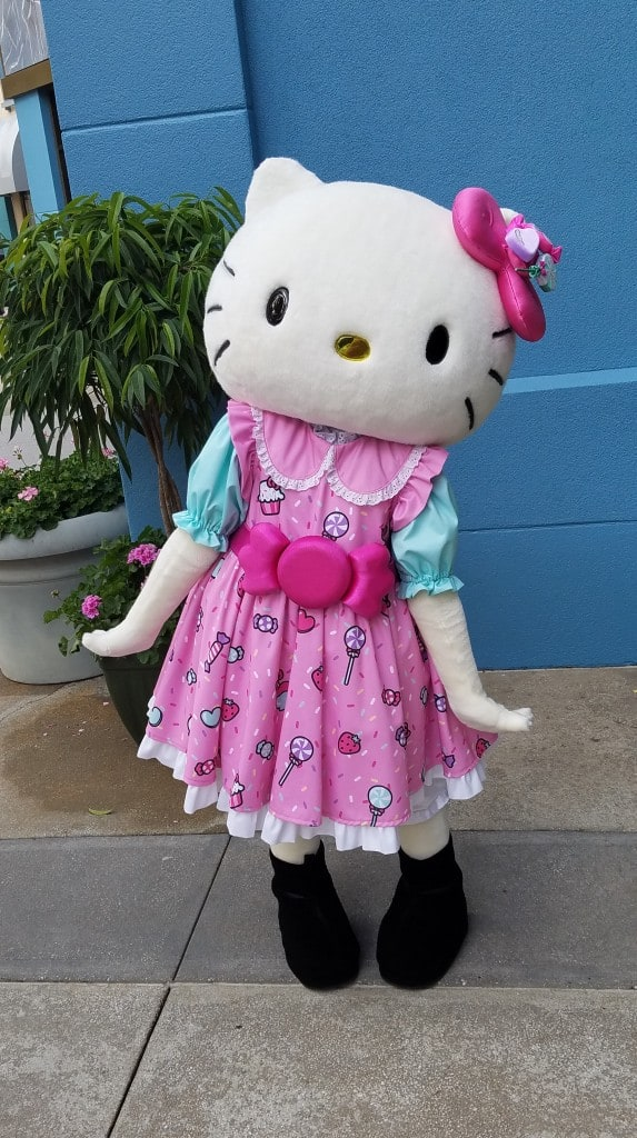 How to locate Hello Kitty at Universal Studios Florida