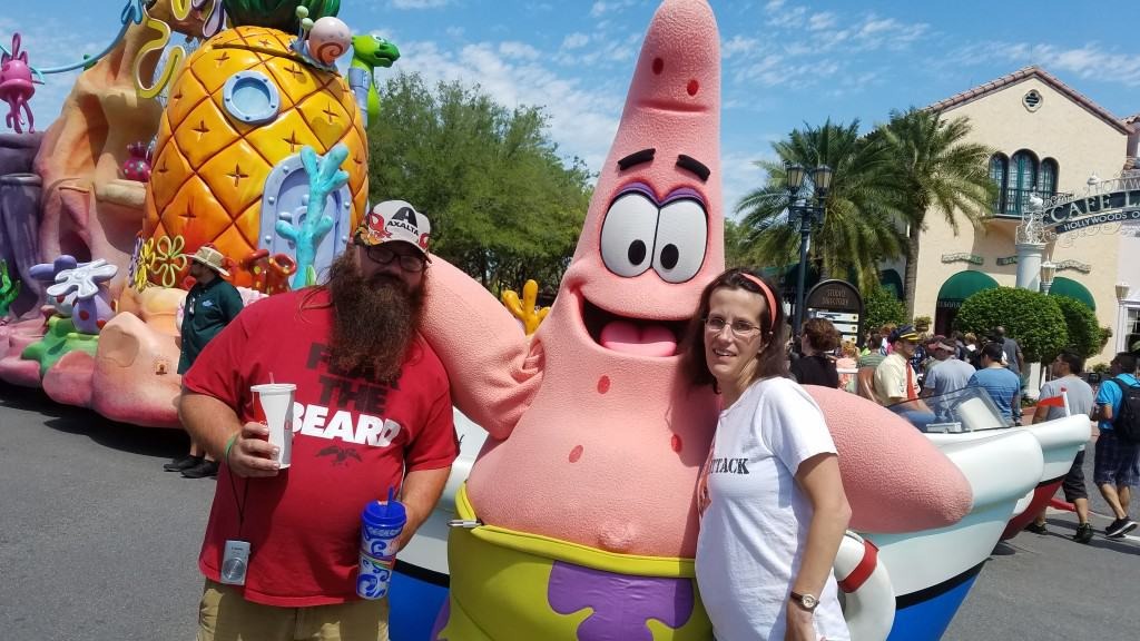 Universal Orlando Character Day with Ryan and Heather April 2016 (44) Patrick