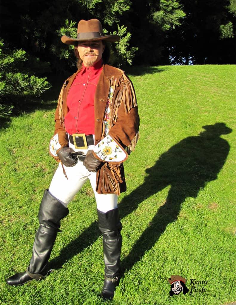 Buffalo Bill Disneyland Paris character meet and greet