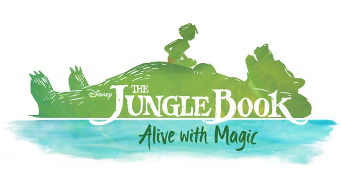 Jungle Book: Alive with Magic will offer previews!
