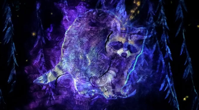 tree of life awakenings at Disney's Animal Kingdom 2