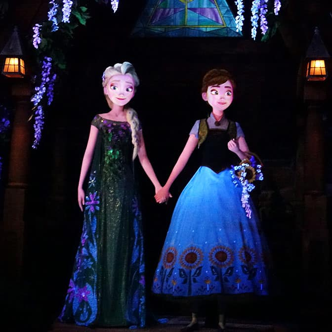 Frozen Ever After at Norway in Epcot Walt Disney World (1)