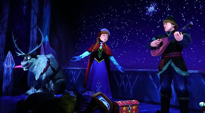 Frozen Ever After at Norway in Epcot Walt Disney World (15)