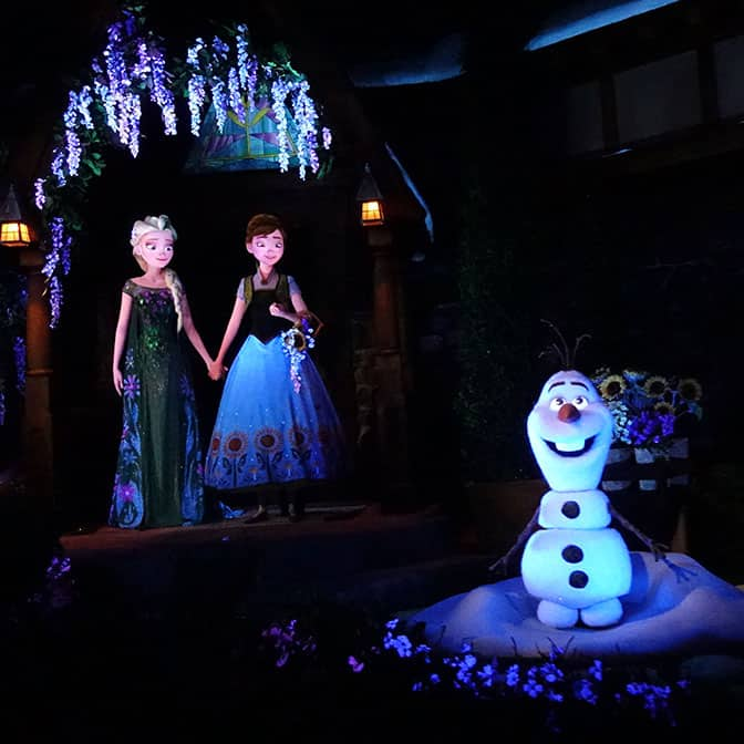 Frozen Ever After at Norway in Epcot Walt Disney World (21)