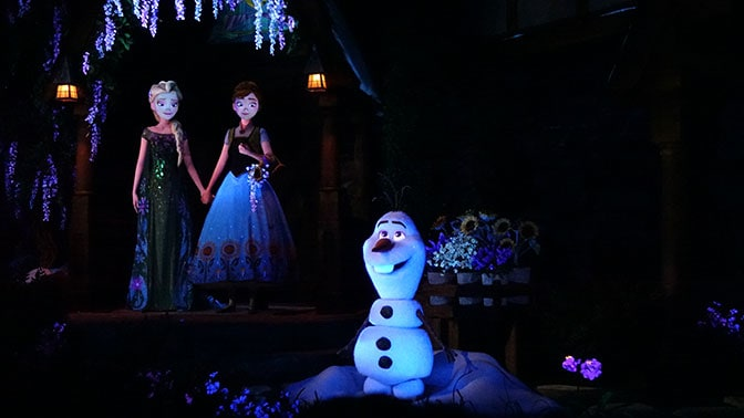 Frozen Ever After at Norway in Epcot Walt Disney World (23)