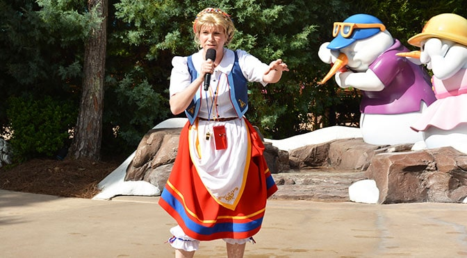 Frozen Summer Games at Blizzard Beach in Walt Disney World (1)