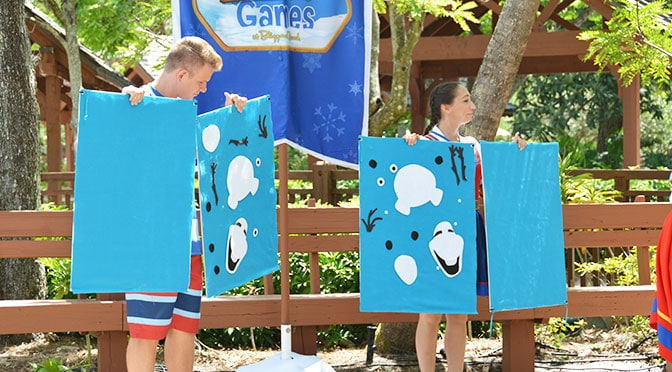 Frozen Summer Games at Blizzard Beach in Walt Disney World (18)
