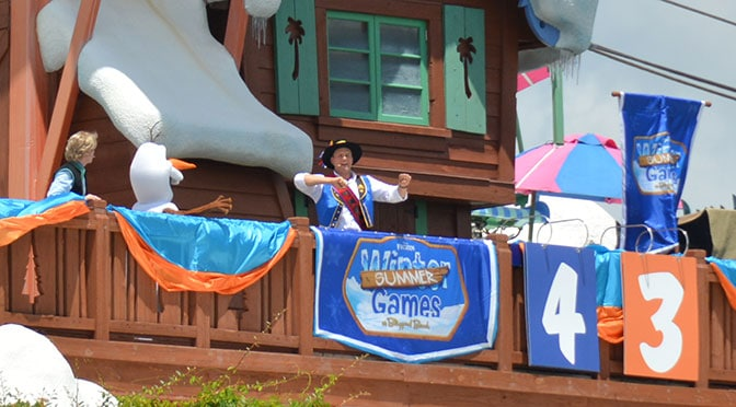 Frozen Summer Games at Blizzard Beach in Walt Disney World (19)