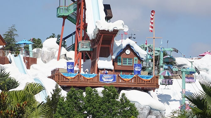 Blizzard Beach Continues to Close on Select Dates Due to Cool Weather
