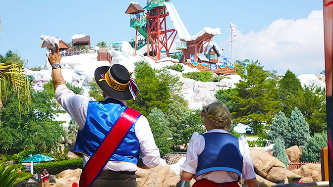 Frozen Summer Games at Blizzard Beach in Walt Disney World (29)