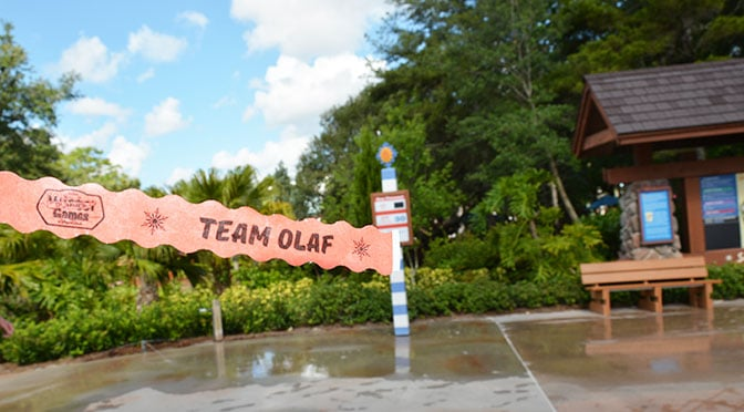 Frozen Summer Games at Blizzard Beach in Walt Disney World (3)