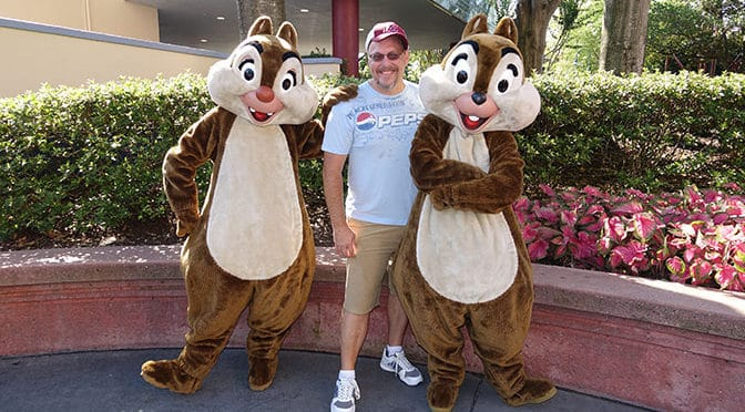 Hollywood Studios character meet and greet update with an awesome rare find