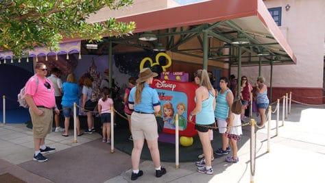 Hollywood Studios Disney Jr character meet and greets (1)