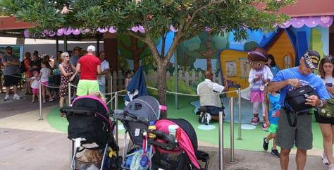 Hollywood Studios Disney Jr character meet and greets (3)