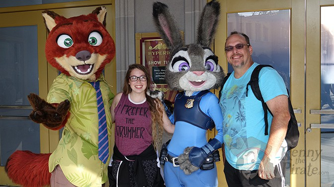 How to meet Nick and Judy from Zootopia at Disney California Adventure (7)