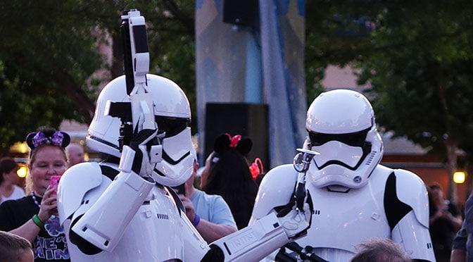 Star Wars A Galactic Spectacular Fireworks Dessert Party at Hollywood Studios in Walt Disney World (57)