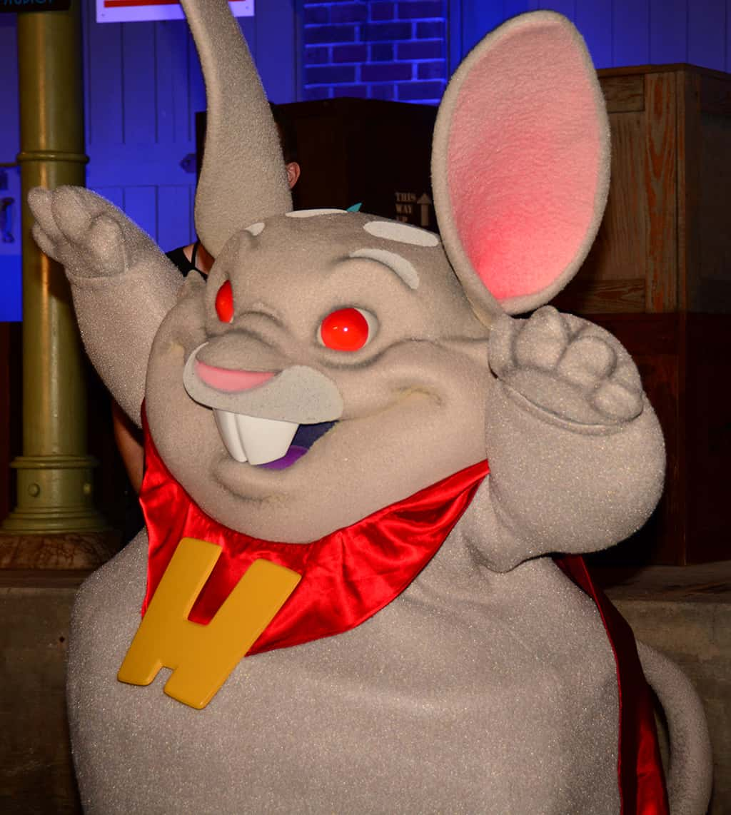 Dr Hamstervile at Villains Unleashed at Hollywood Studios August 2014
