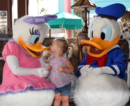 Daisy and Donald at Hollywood Studios Alanaexplains (1)