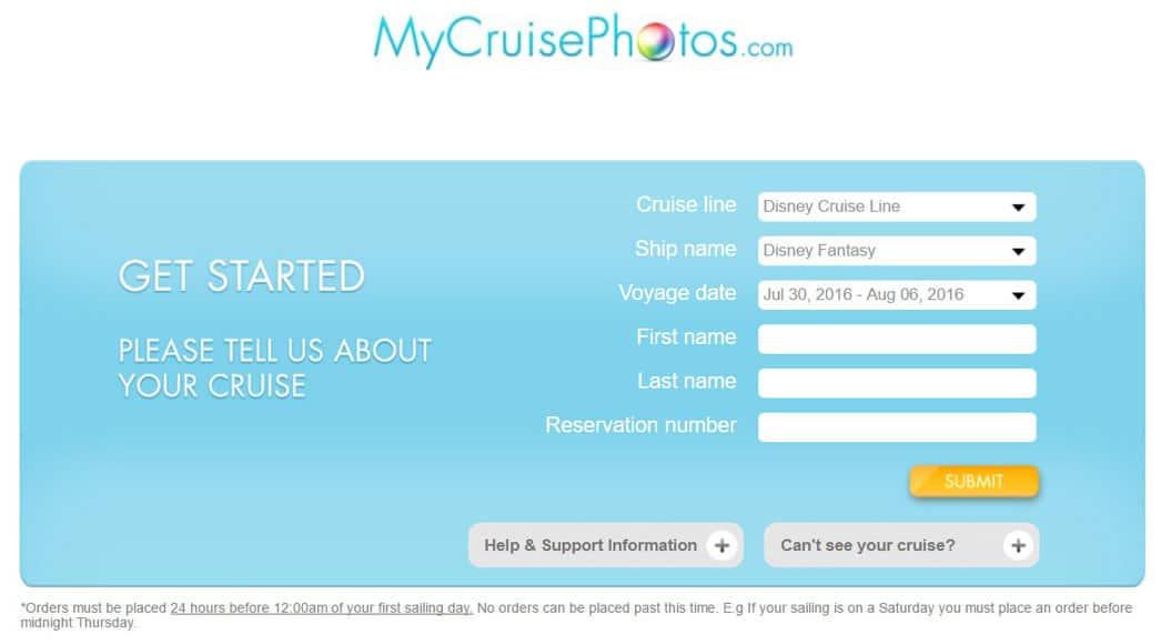 Disney Cruise Line My Photos