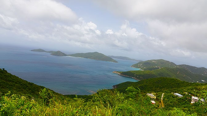 Disney Fantasy Forest and Beach Port Adventure in Tortola (1)