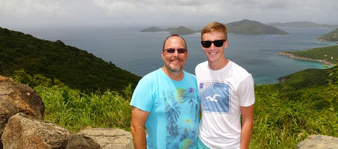 Disney Fantasy Forest and Beach Port Adventure in Tortola (2)