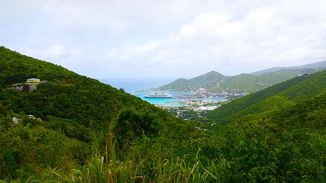 Disney Fantasy Forest and Beach Port Adventure in Tortola (3)