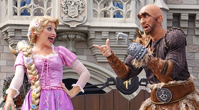 Mickey's Royal Friendship Faire at the Magic Kingdom in Walt Disney World (20)