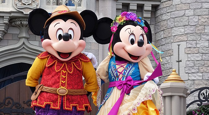 Mickey's Royal Friendship Faire at the Magic Kingdom in Walt Disney World (8)