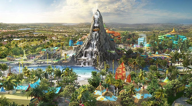 Volcano Bay hopes to take your Water Park experience to another level
