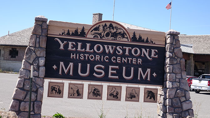 Yellowstone Day 4 Museum