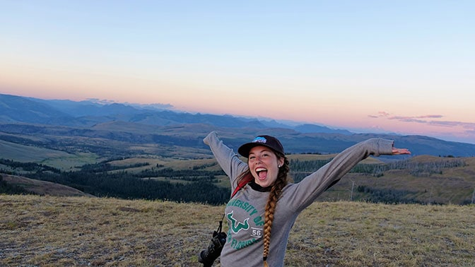 Yellowstone Day 5 Mount Washburn