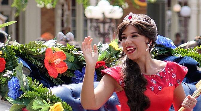 Elena of Avalor a Royal Welcome at the Magic Kingdom