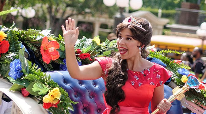 Disney World sets Princess Elena of Avalor meet and greet start date
